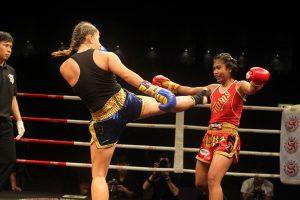 Maelle Pariez vs Nongprai Macau (1)