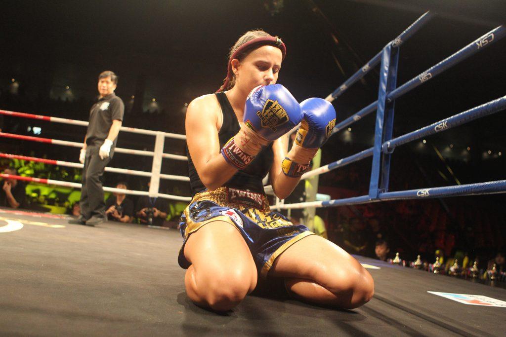 Maelle Pariez vs Nongprai Macau (2)