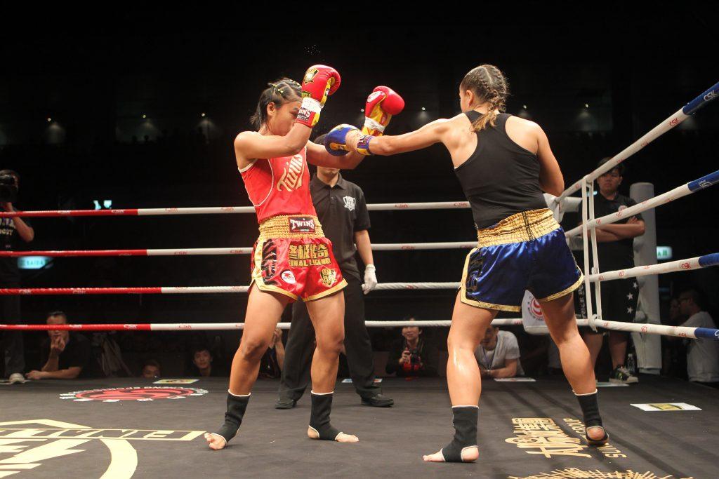 Maelle Pariez vs Nongprai Macau (3)