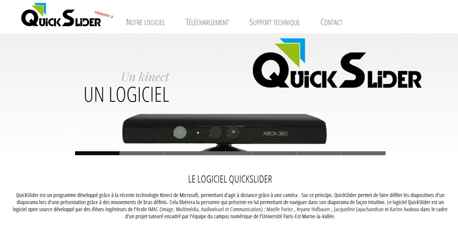 QuickSlider.fr