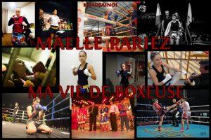 Ma vie de boxeuse / Khaosainoi / Maelle Pariez
