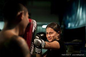 Maelle Pariez - 12 bonnes raisons de faire de la boxe
