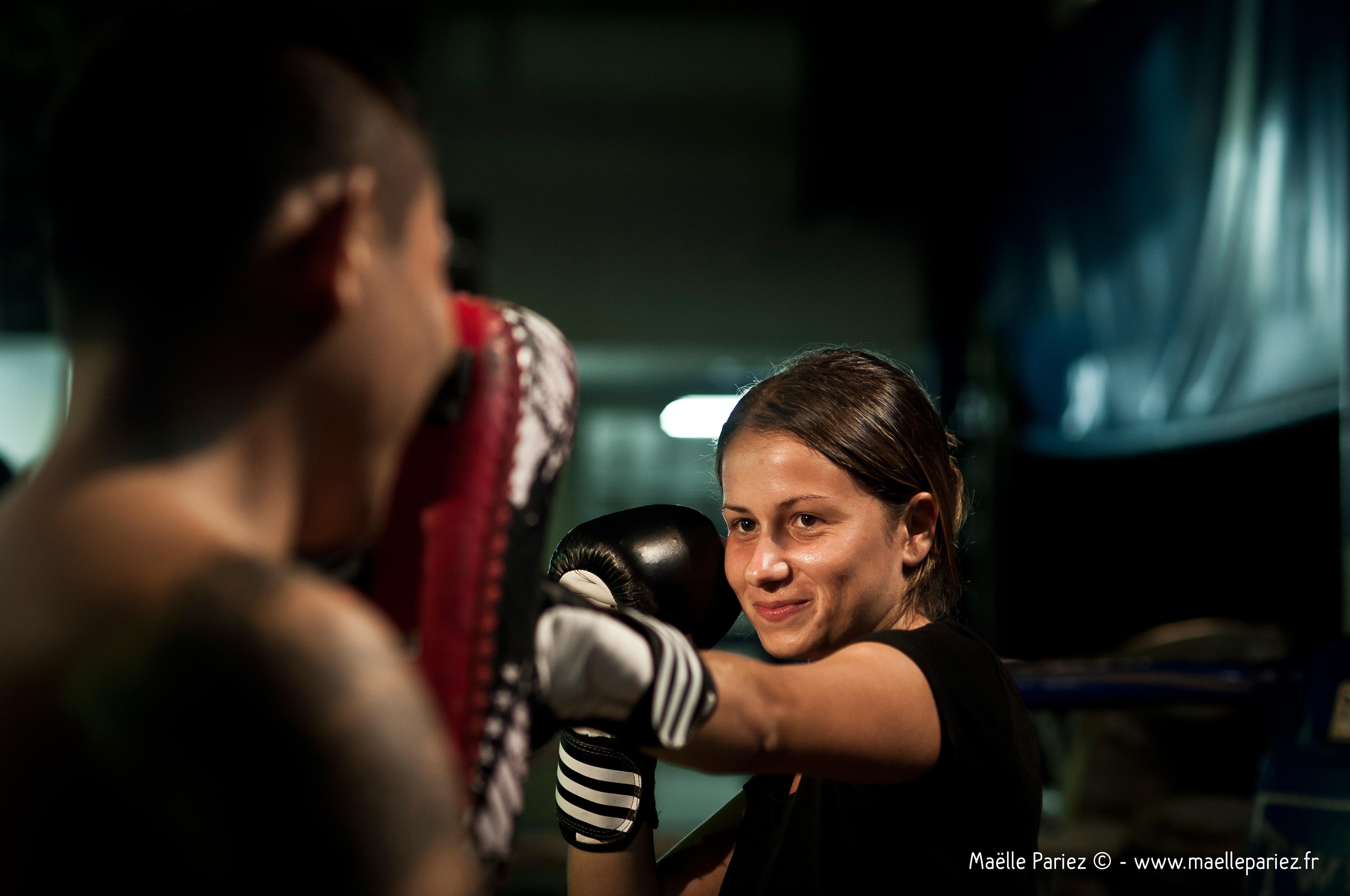 12 bonnes raisons de faire de la boxe