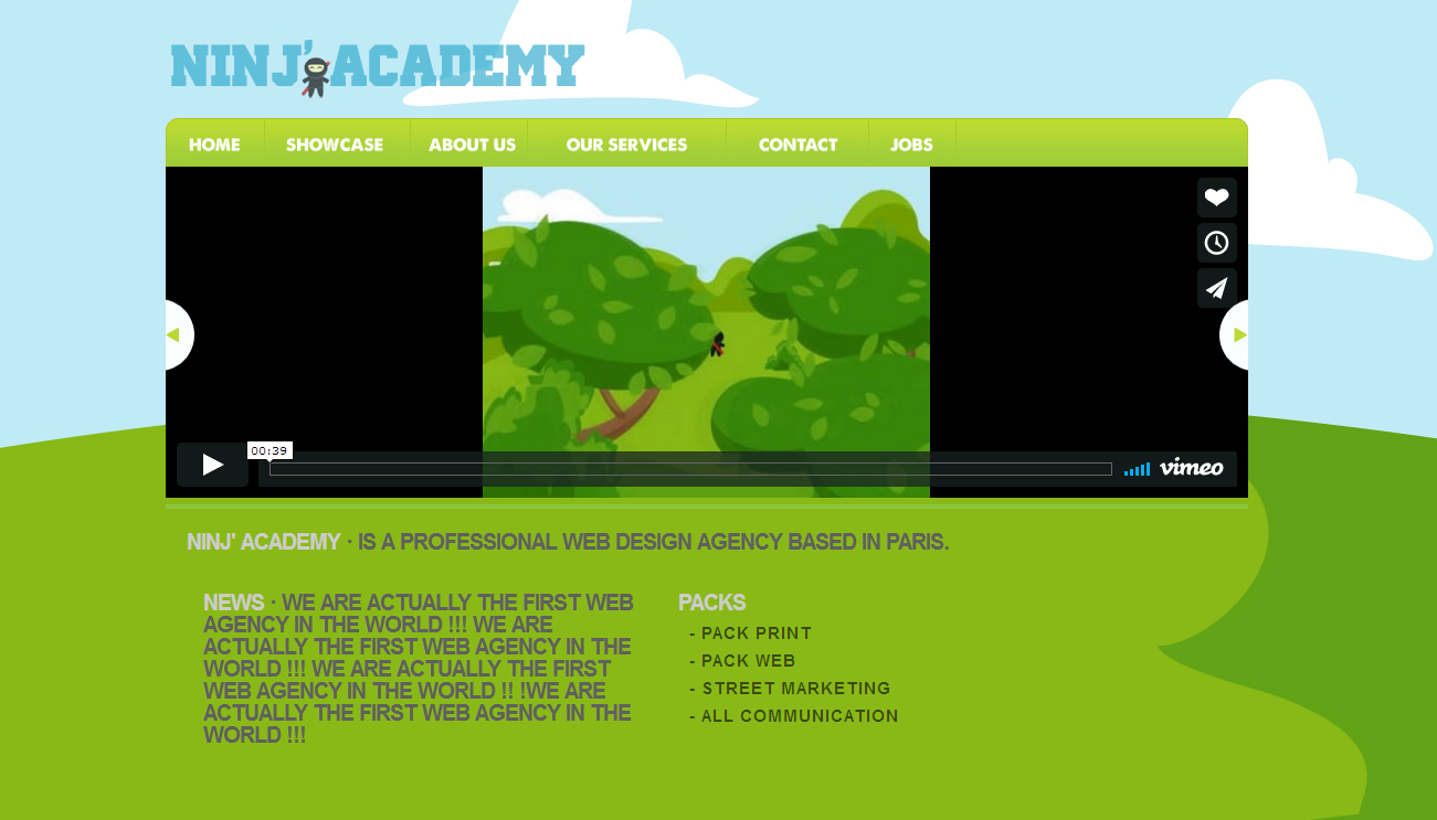 Ninj'Academy