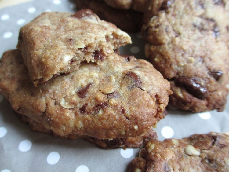 biscuit aux céréales léger