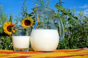 lait - 10 aliments à éviter avant le sport