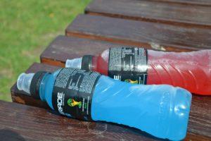 boisson sportive - 10 aliments à éviter avant le sport