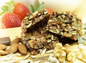 barres de céréales - 10 aliments à éviter avant le sport