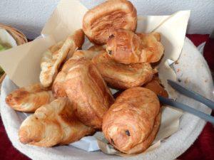 Maëlle Pariez - viennoiserie- 10 aliments à éviter avant le sport